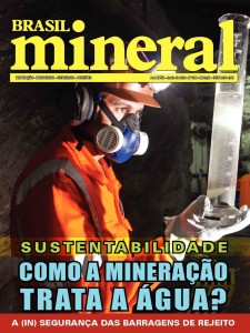 Revista Brasil Mineral - Junho 2015 - Capa